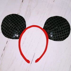 Mickey Mouse Sequin ears